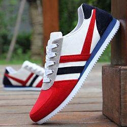 Giày sneaker thời trang nam phong cách lịch lãm sang trọng 602 giá sỉ