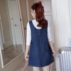 Đầm bầu - Yếm Bò- Không bao gồm áo giá sỉ, giá bán buôn