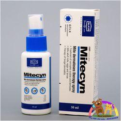 Mitecyn trị viêm da nấm ghẻ cho chó mèo giá sỉ