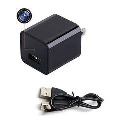 Camera Mini Giám Sát Sử Dụng Đơn Giản Hình Cốc Sạc Điện Thoại giá sỉ