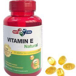 Vitamin E Natural - Vitamin E nguồn gốc từ tự nhiên giá sỉ