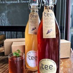 Rượu Nho Đỏ Premium Tee giá sỉ