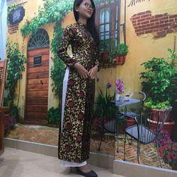 áo gấm Thượng Hải giá sỉ