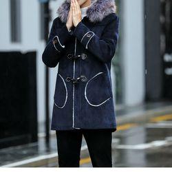 ÁO DẠ NAM CỔ LÔNG áo khoác nam cổ lông ÁO DẠ NAM HÀN QUỐC ĐẸP NHẤT 2019 áo dạ nam hà nội giá sỉ