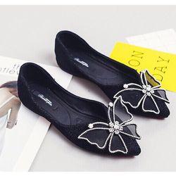 giày bup bê bướm xinh giá sỉ