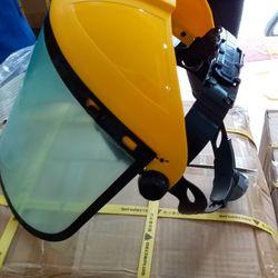 KÍNH CHE MẶT Face Shield hiệu Delta Plus BALBI2 kính che mặt bảo hộ lao động giá sỉ