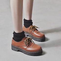 giày đế thô cột dây giá sỉ