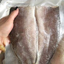 khô cá lóc 1 nắng ướp tiêu sọ giá sỉ