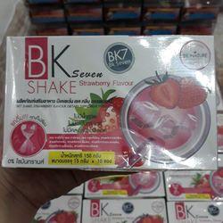 CAFE GIẢM CÂN BK Seven Shake Strawberry Flavour giá sỉ