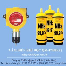 Đầu dò khí Amoniac NH3 công nghiệp giá sỉ
