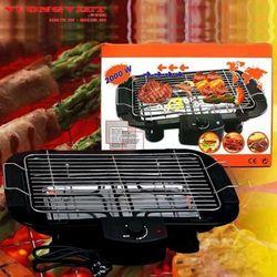 Bếp nướng không khói Electric Barbecue Grill 2000W giá sỉ