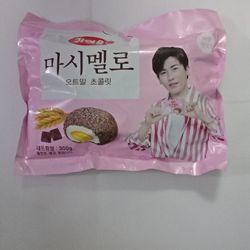 Bánh Socola yến mạch Hàn Quốc