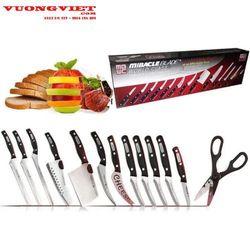Bộ dao kéo 13 món mibacle blade