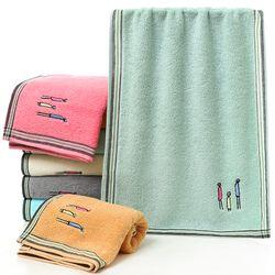 Khăn tắm dàysiêu thấm chất liệu 100 cotton mềm mại thoải mái 111 giá sỉ