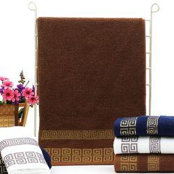 Khăn tắm dày 35x75siêu thấm chất liệu 100 cotton 100g 120 giá sỉ
