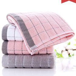 Khăn tắm dày 34x75siêu thấm chất liệu 100 cotton 100g 115 giá sỉ