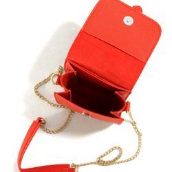 Túi Đeo Chéo Nữ CNT TĐX 37 Đỏ giá sỉ, giá bán buôn