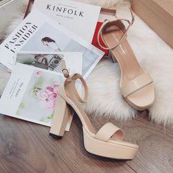 giày sandal got trụ cao câp giá sỉ