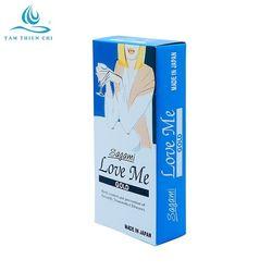 Bao cao su Sagami Love Me Gold hộp 10 cái giá sỉ