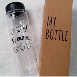 bình nước nhựa BTS BT21