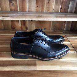 giày công sở nam da bò thật đế cao su giá sỉ