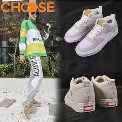Giày Nữ Thể Thao/Sneaker Vải Độn Đế Màu Trung Tính 1405 giá sỉ