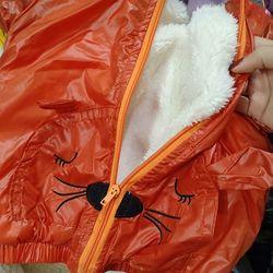 áo khoác nỉ bông cho bé giá sỉ