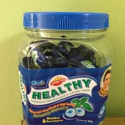 Kẹo Healthy trắng răng thơm miệng giá sỉ