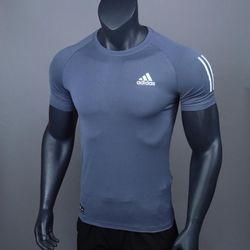 Áo thể thao nam- Vải dệt kim hàng chuẩn thể thao giá sỉ