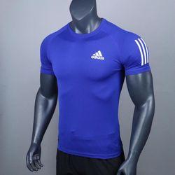 Áo thể thao nam- Vải dệt kim hàng chuẩn thể thao giá sỉ, giá bán buôn