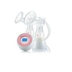 Máy hút sữa điện đôi không BPA Unimom Minuet có pin sạc kèm Adapter UM871692 giá sỉ