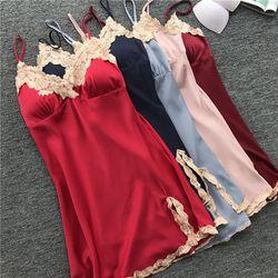 Váy ngủ sexy xẻ đùi Quảng Châu giá sỉ