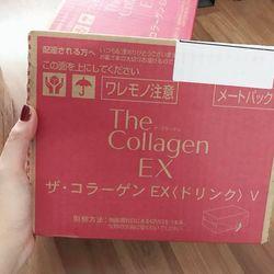 Nước uống Collagen EX