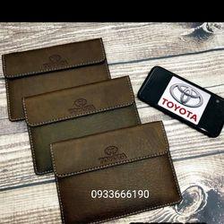 túi da đựng giấy tờ xe các hãng giá sỉ