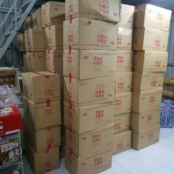 Thùng 24 bịch bánh yến mạch Hàn Quốc 400g giá sỉ
