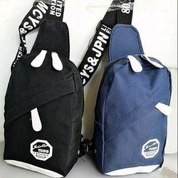Túi đeo chéo 1988 kaki bố giá sỉ