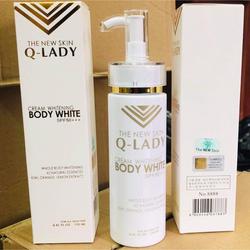 Kem dưỡng thể trắng da Q - Lady The New Skin Hàn Quốc giá sỉ, giá bán buôn
