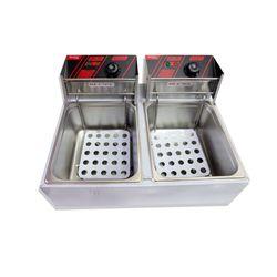 Bếp chiên nhúng điện đôi HX-82 giá sỉ