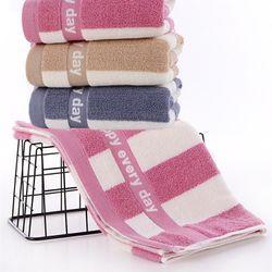 Khăn tắm dày 34x75siêu thấm chất liệu 100 cotton 100g 131 giá sỉ