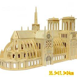 Notre Dame NHÀ THỜ ĐỨC BÀ MẪU MỚI giá sỉ