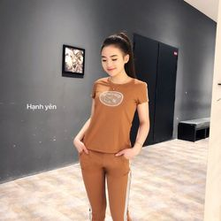 Bộ cotton size m l xl xxl