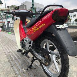 Suzuki/sport Xipo 120 màu đỏ đời 2001 Xe nguyên bản đẹp giá sỉ