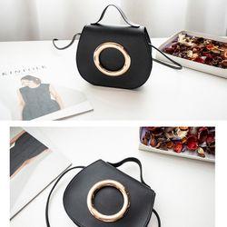 Túi đeo chéo nữ vòng tròn TX01 giá sỉ, giá bán buôn