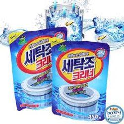 Bột vệ sinh lồng máy giặt Hàn Quốc giá sỉ