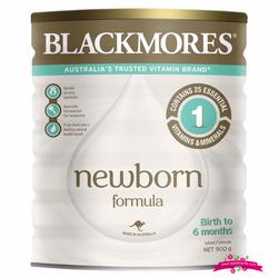 Blackmores Newborn Formula 900g - Sữa Blackmores số 1 cho trẻ từ 0-6 tháng tuổi giá sỉ, giá bán buôn