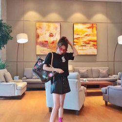 Áo thun phông Buberrry mẫu mới nhất Hot trend 2019 giá sỉ