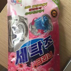 Bột vệ sinh lồng máy giặt Hàn Quốc LOẠI MỚI giá sỉ
