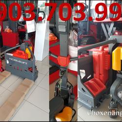 Xe nâng điện thấp PTX15 mới 100 hàng Noblelift Germany