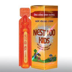Yến Sào Lysine - Nest100 Kids – Dạng ống uống sản phẩm bán chạy nhất