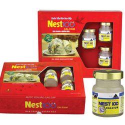 Yến Sào Canxi – Nest100 calcium – Lọ 70 ml
